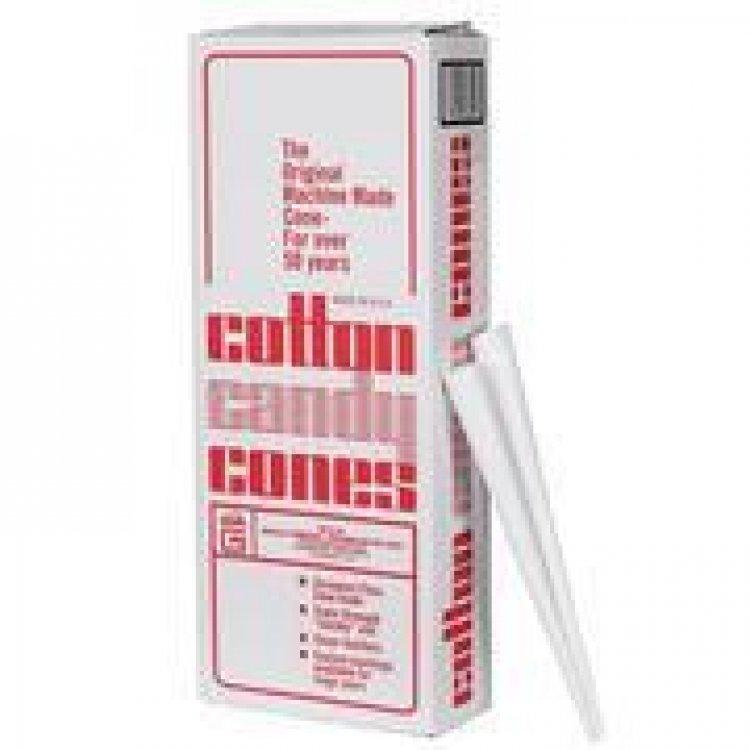 Cotton Candy Cones 100