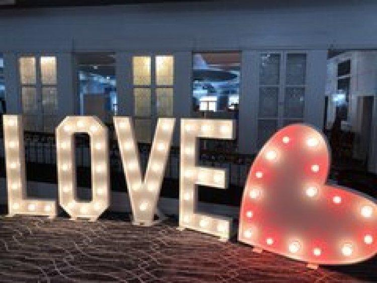 LOVE Letter Rental