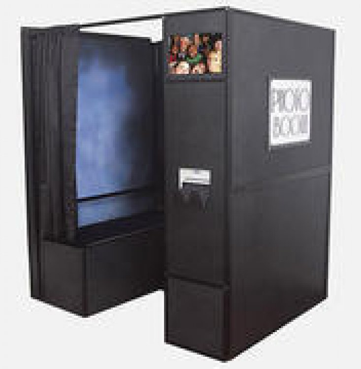 Photo Booth Enclosed