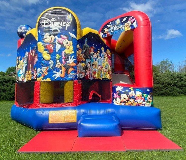 Bounce & Slide