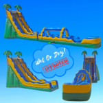 water slide rental Buffalo NY