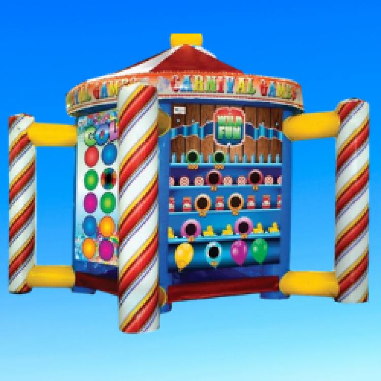 5 Carnival Games