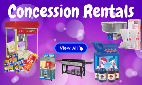 concession rentals Buffalo NY