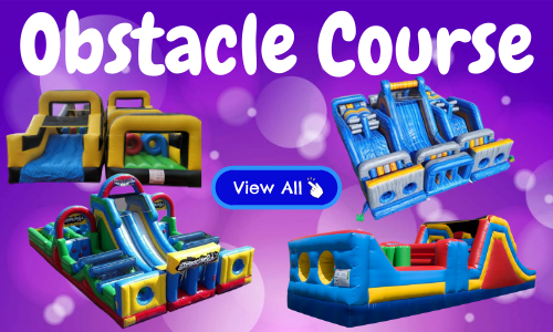 obstacle course rental Buffalo NY
