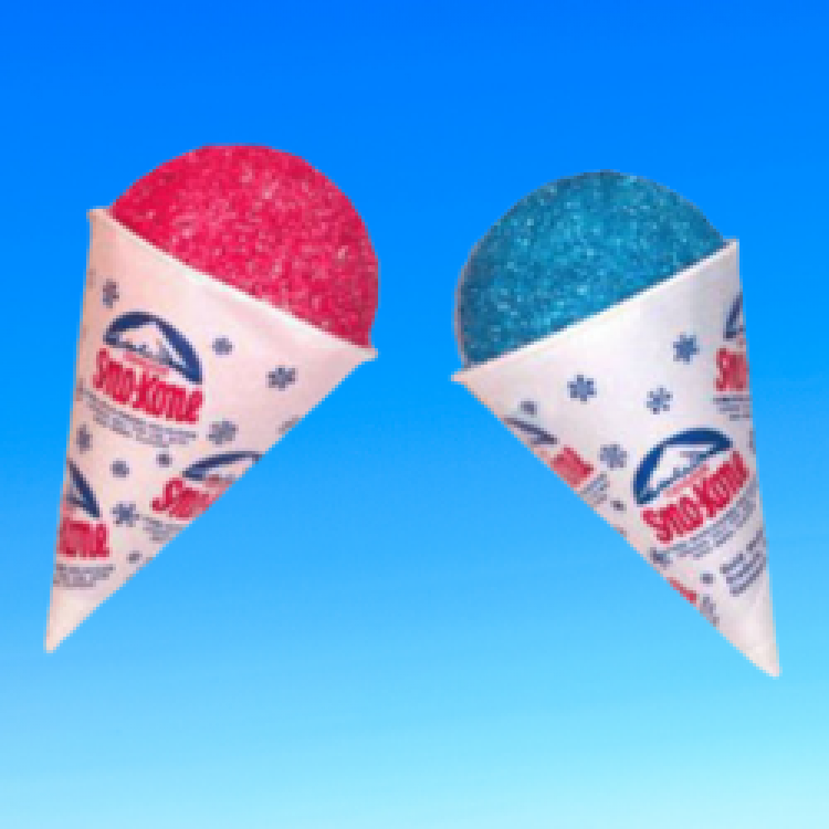 Sno Cone Cups 200