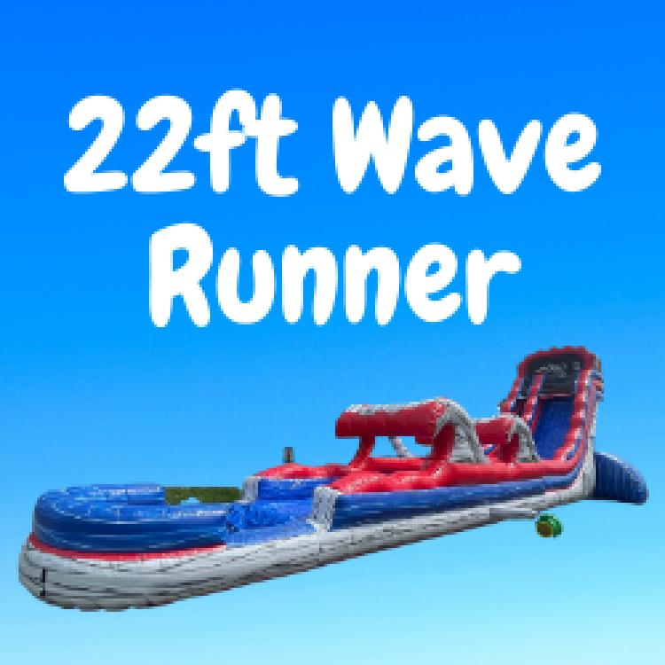 22ft Wave Runner