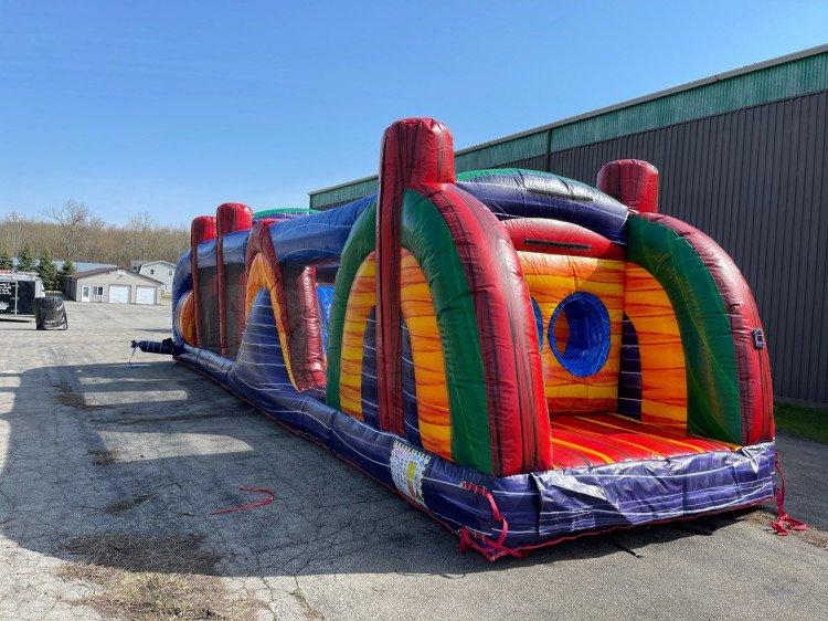 38ft Colorful Fun Run
