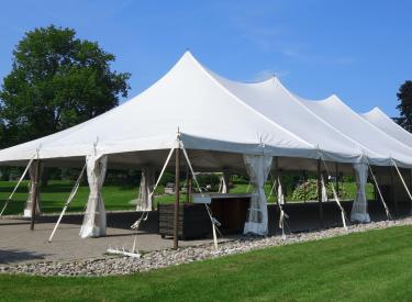 tent-setup